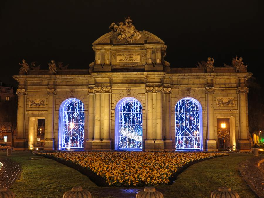 9e34e70093e Luces de Navidad Madrid fechas y horarios 2018-2019
