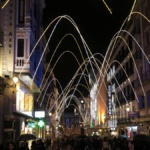 Luces de Navidad en Madrid, 2016-2017