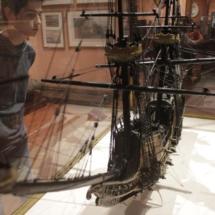 Pieza de la colección permanente del Museo Naval