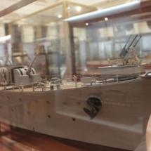 Sala del Museo Naval