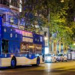 Naviluz en Madrid 2017-2018: horarios, precio y recorrido