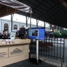 puertas abiertas museo ferrocarril madrid