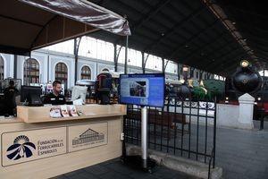 Día de Puertas Abiertas en el Museo del Ferrocarril de Madrid