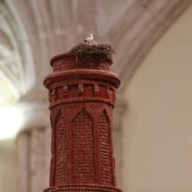 Belén popular de Coca, en Segovia, 2014