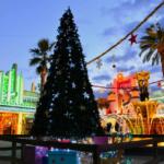 Navidad en el Parque Warner de Madrid