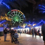 Navidad en Torrejón mercadillo y noria