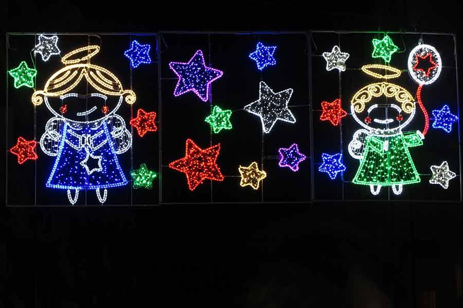 Navidad en Torrejón luces