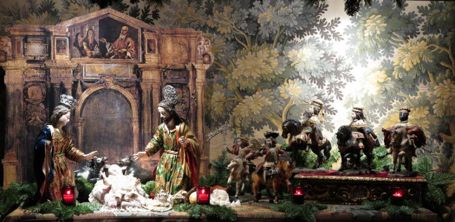 Belén del Convento de Carboneras