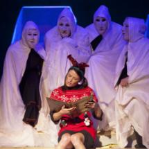 Estreno en Madrid de 'A Christmas Carol!'