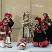 Belenes internacionales en el Matadero de Madrid, 2016