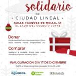 mercadillo navideño solidario ciudad lineal 2016
