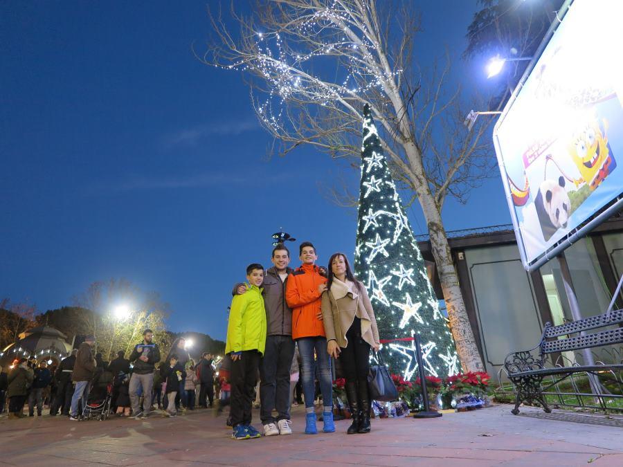 Navidad en el Parque de Atracciones de Madrid, 2016-2017