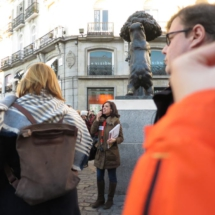 Rutas culturales por Madrid con 'Parte del Arte'