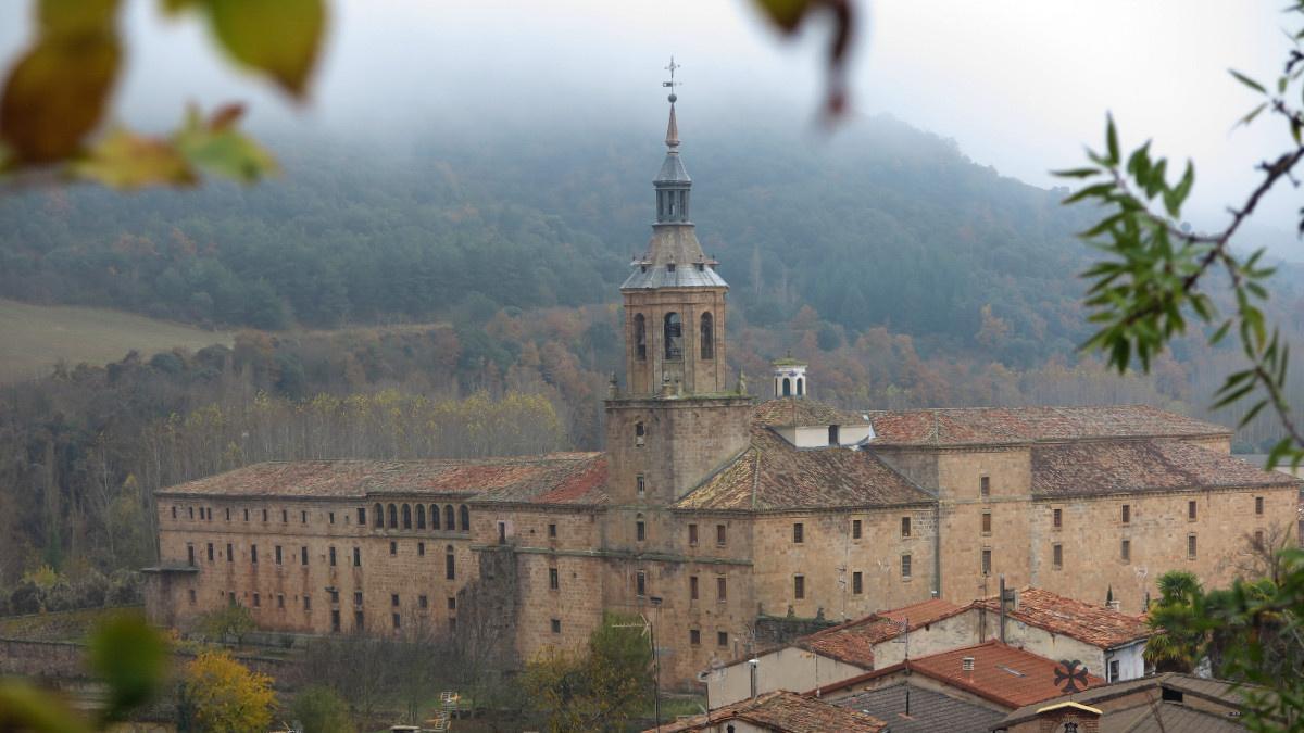 El Monasterio de San Millán de la Cogolla está lleno de curiosidades