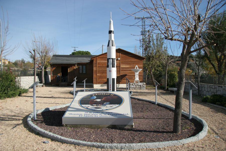 Museo Lunar de Fresnedillas