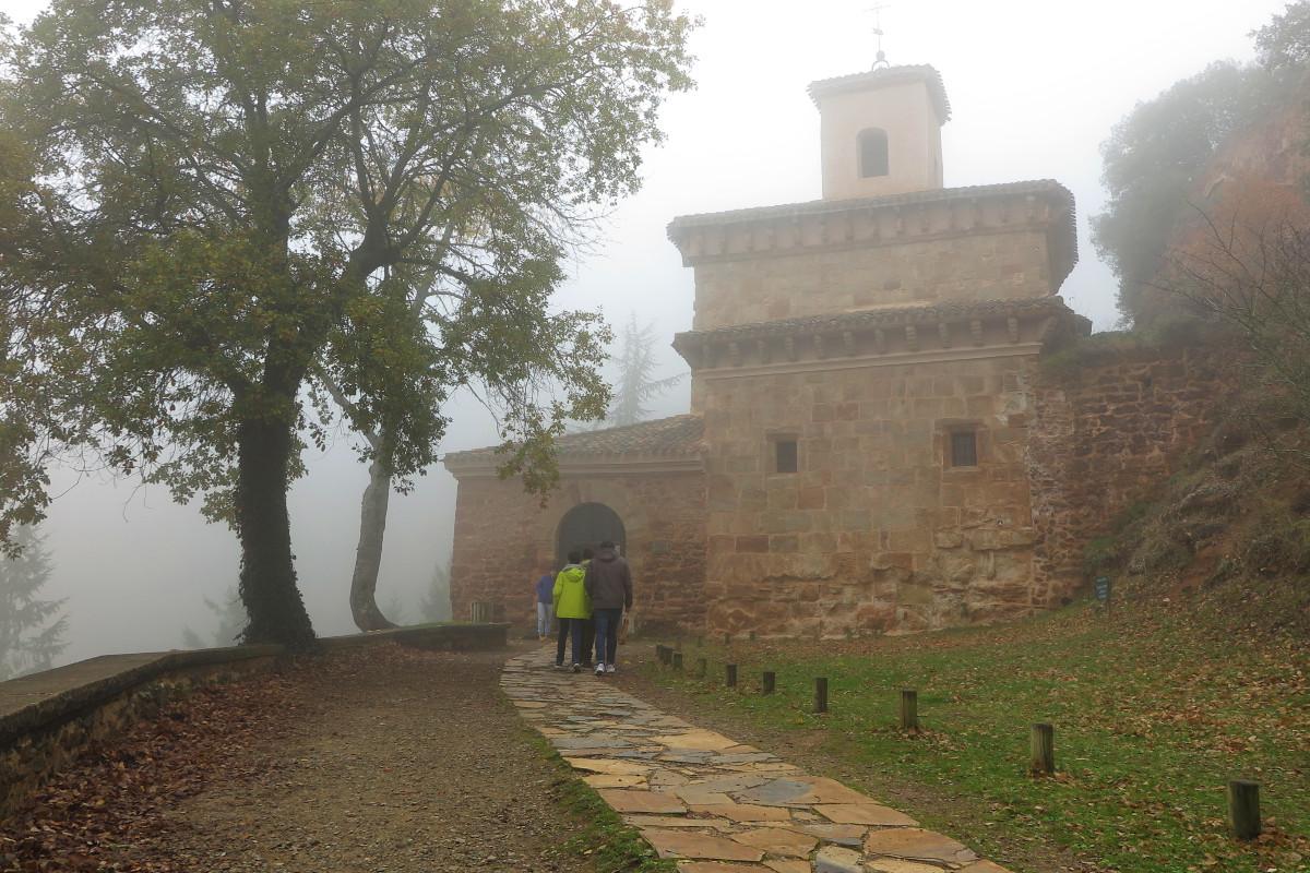 Visitamos el Monasterio de San Millán de Suso, en La Rioja