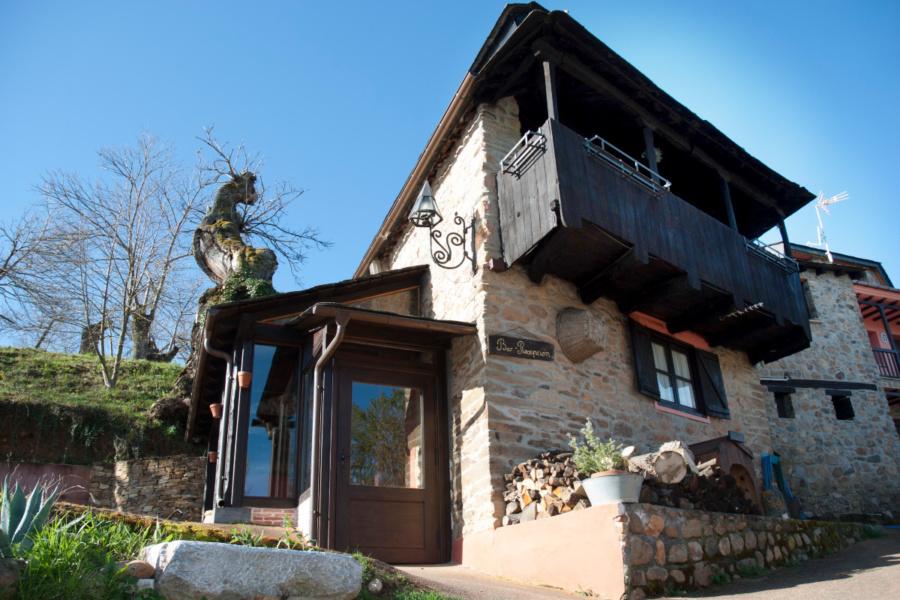 O Palleiro es un precioso hotel rural en el entorno de Las Médulas