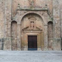 Fachada del Monasterio de San Millán de Yuso