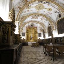 Sacristía del Monasterio de San Millán de la Cogolla