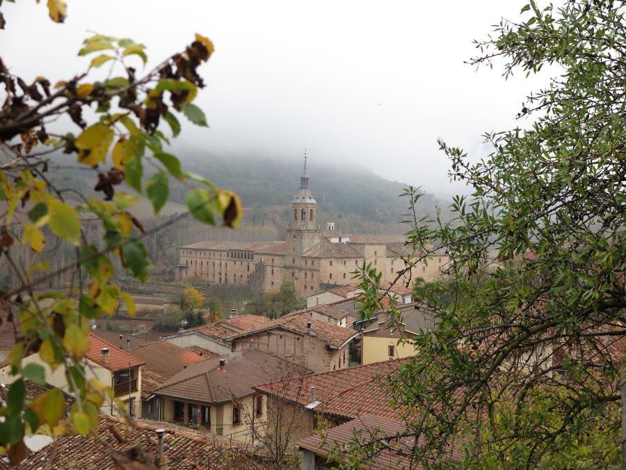 Vistas de San Millán de la Cogolla