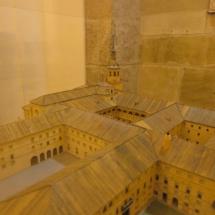 Maqueta del Monasterio de San Millán de la Cogolla