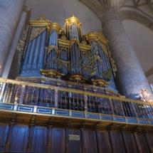 Órgano del Monasterio de San Millán de la Cogolla