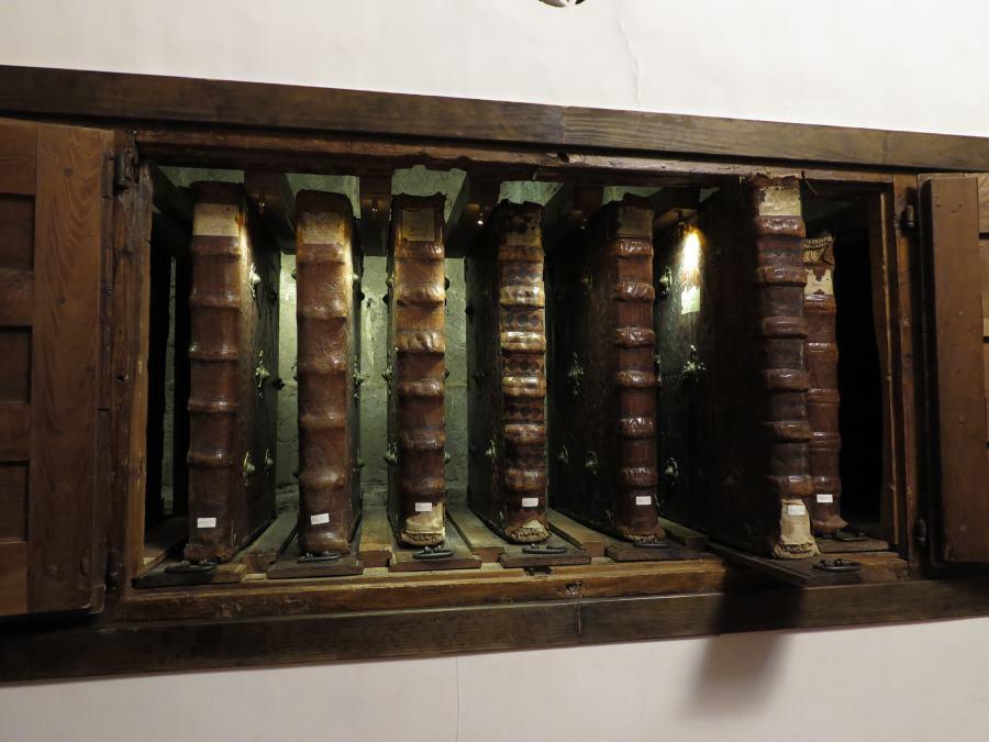 Biblioteca del Monasterio de San Millán de la Cogolla
