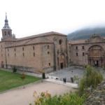 San Millán de la Cogolla, donde nació el castellano