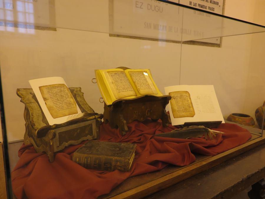 Manuscritos con glosas en Castellano primigenio