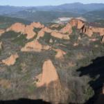 Las Médulas, un paisaje espectacular creado por los romanos