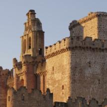 Castillo de Turégano, en Segovia