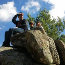 Una excursión al campo por la sierra de Madrid: La Barranca