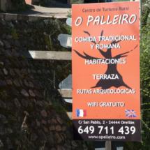 Hotel O Palleiro, en Las Médulas, León