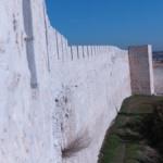 Recorrer la Muralla de Cuéllar (Segovia)
