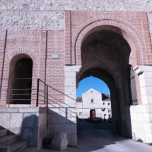 Puerta de San Basilio de Cuéllar