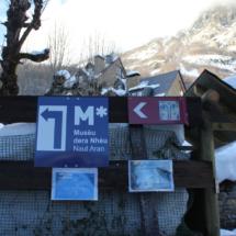 Visitamos la Vall d'Aran en invierno