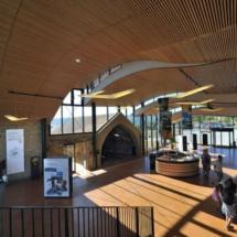Centro de Interpretación de Millau