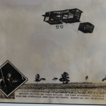 Aeroplano de Houdini