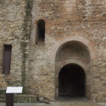 Arco de salida de Buitrago de Lozoya
