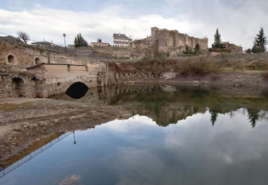 Buitrago de Lozoya: Puente del Arrabal