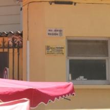 Calle Antonio Machado, en Collioure