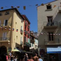 Calles de Collioure