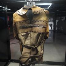 Camisa de fuerza para escapismo de Houdini