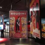 Exposición sobre Houdini y la magia