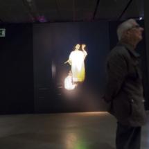 Fantasmas, en la exposición sobre Houdini