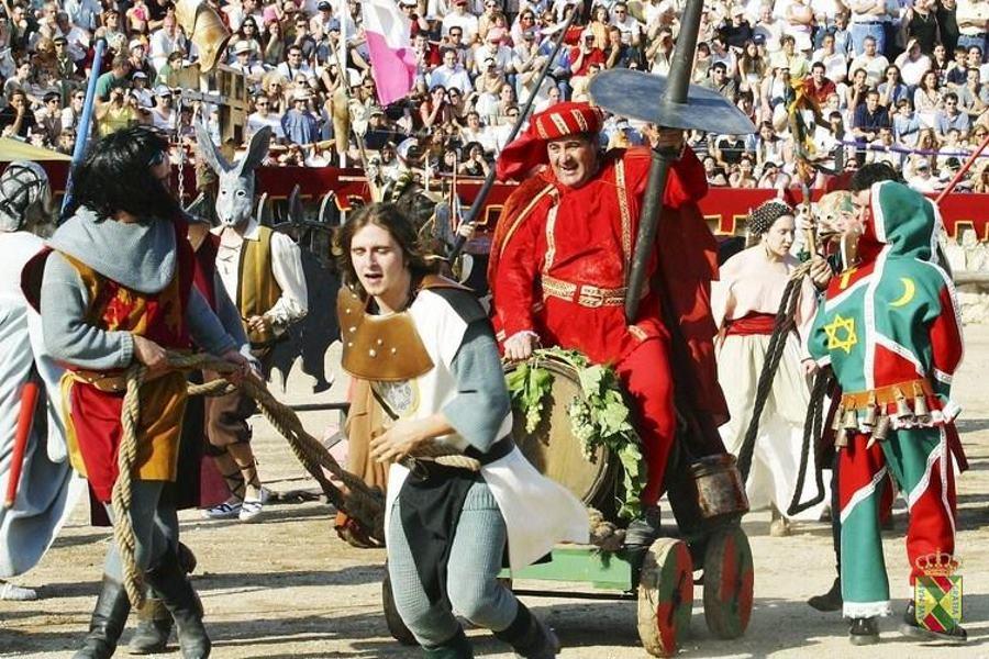 Fiesta medieval de Hita