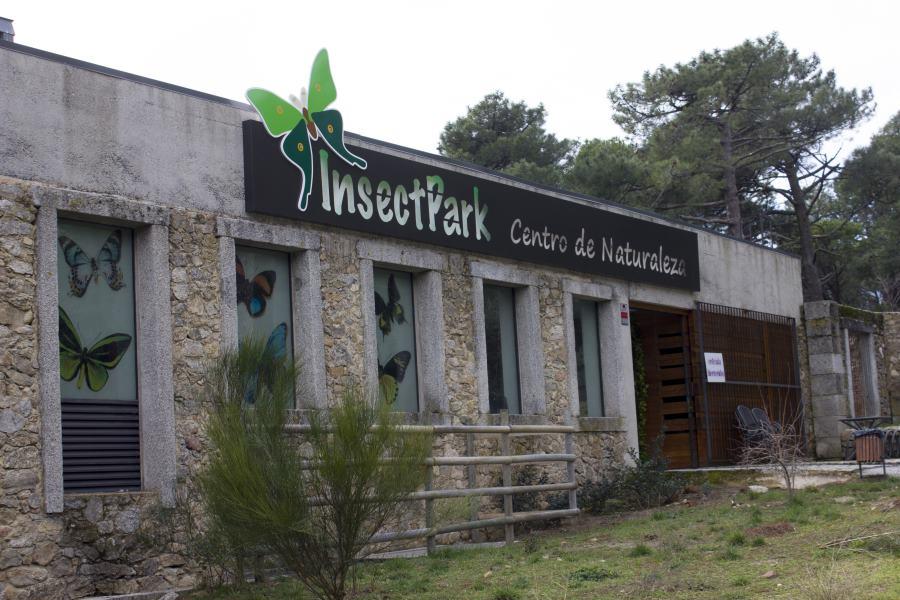 Museo de bichos Insectpark