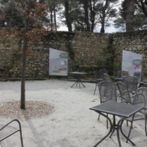 Área de recreo del Insectpark