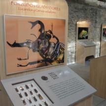 Panel explicativo del Insectpark