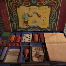 Juego de magia del siglo XIX